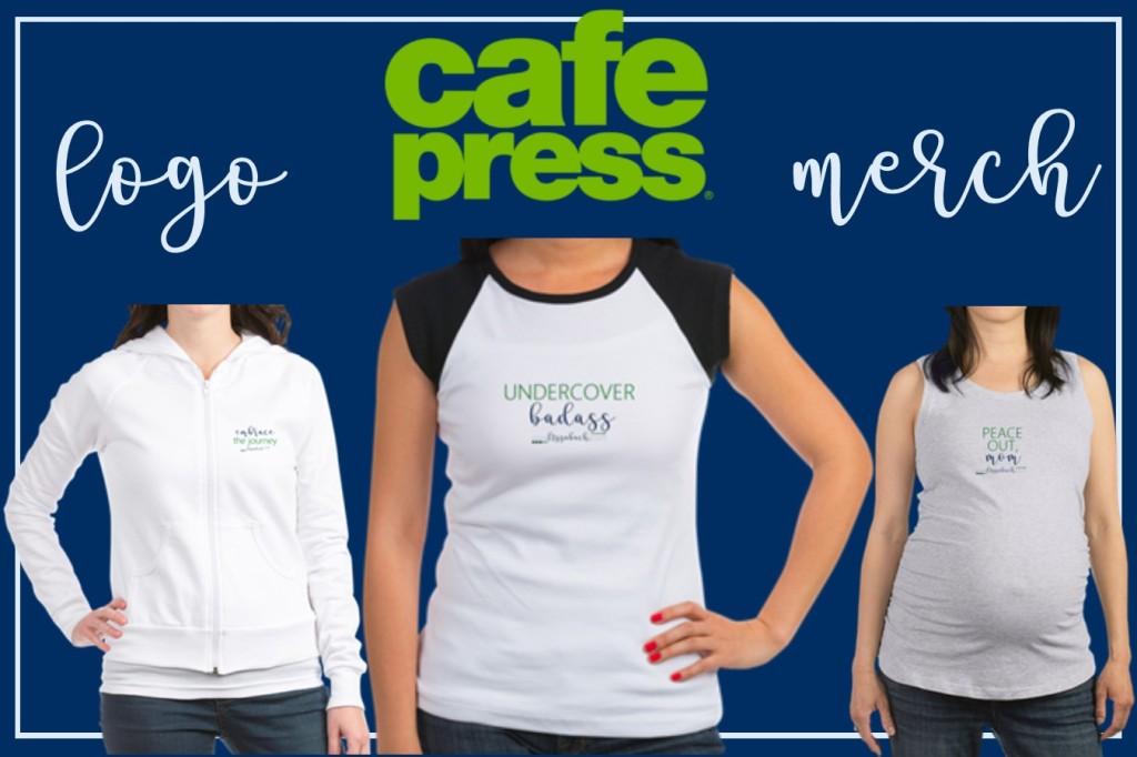 CafePress Button