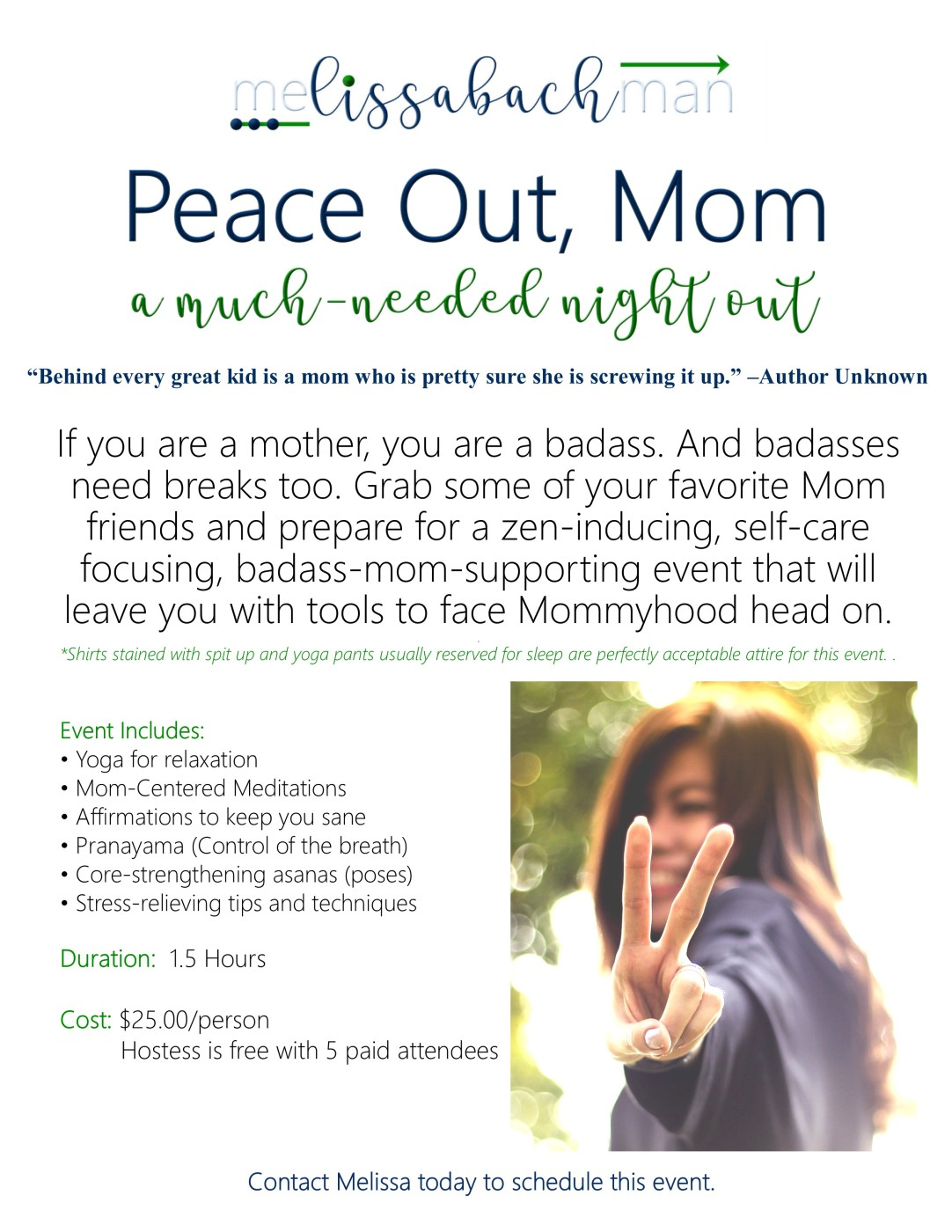Peace Out, Mom Event Flyer WEBSITE